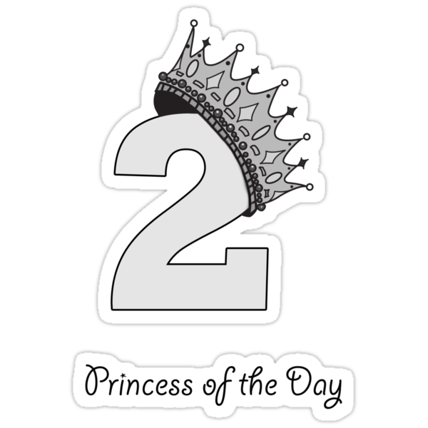 Princess of the day, two years by BrightBrownEyes