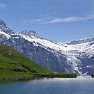 The Eiger by sbarnesphotos
