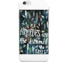 Firefly Diamonds iPhone Case/Skin
