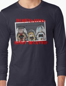 Dimensions Most Wanted Long Sleeve T-Shirt