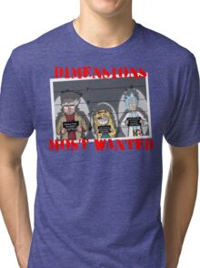 Dimensions Most Wanted Tri-blend T-Shirt
