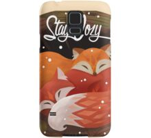 Stay Cozy Samsung Galaxy Case/Skin