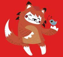 the fox and the bird One Piece - Long Sleeve