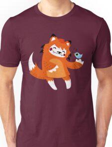 the fox and the bird Unisex T-Shirt