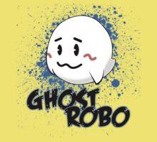 GhostRobo Logo Kids Clothes