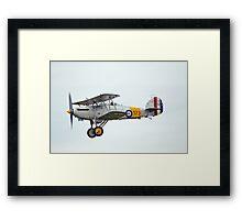 Hawker Nimrod 1 S1581 Framed Print
