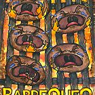 BarbeQueQ by SarahBelham