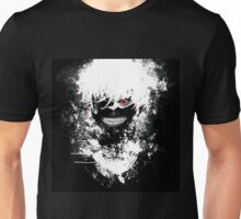 Painted Kaneki Tokyo Ghoul Unisex T-Shirt