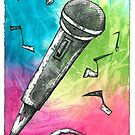 Microphone Notes by Bart Castle