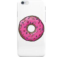 The Simpsons - Doughnut iPhone Case/Skin