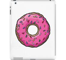 The Simpsons - Doughnut iPad Case/Skin