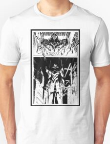 Eva Unit 01 Entry T-Shirt