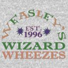 Weasley's Wizard Wheezes by carls121
