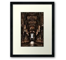 St Giles Cathedral Framed Print
