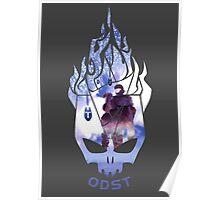 Halo ODST Poster
