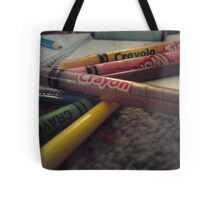 Colours of Imagination Tote Bag