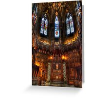 Thistle Chapel Greeting Card