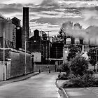 The Town Factory by Jeremy Lavender Photography