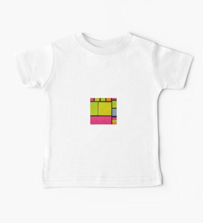 Colours Baby Tee
