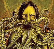 Cthulhu Girl by James Fosdike