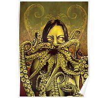 Cthulhu Girl Poster