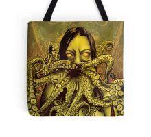 Cthulhu Girl Tote Bag