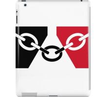 Black Country Flag iPad Case/Skin
