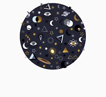 Galaxy (gold and silver) Unisex T-Shirt