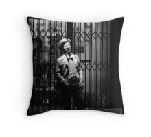 Legend in Hindley Street Throw Pillow