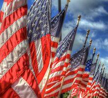 Infinite Freedom - Pearl Harbor, HI by Edith Reynolds