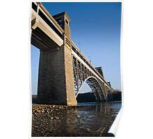Britannia Bridge Poster