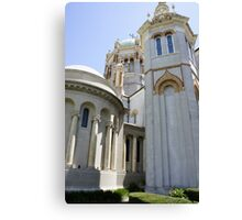 Flagler's Resting Place Canvas Print