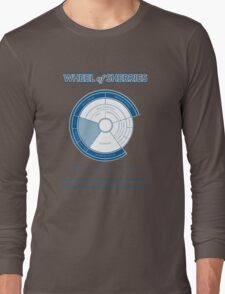 The Wheel of Sherries Long Sleeve T-Shirt