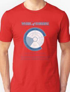 The Wheel of Sherries Unisex T-Shirt