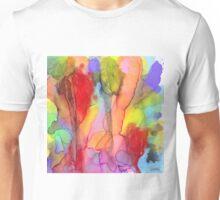 2 Art Abstract Watercolor Modern Prints by Robert R (Erod Art) Unisex T-Shirt