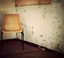 The Waiting Area by LauraMcLean