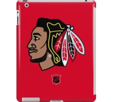 D Rose Hawk iPad Case/Skin