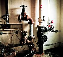 The Boiler Room by Brad Walsh