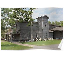 Edwards Mill Poster