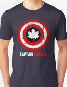 Captain Canada Unisex T-Shirt