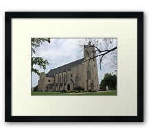 Williams Chappell Framed Print