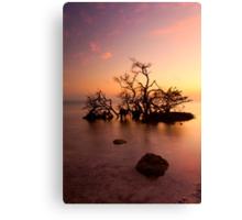 Florida Keys Sunset Canvas Print