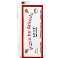 Pizza by Alfredo - for Phones iPhone Case/Skin