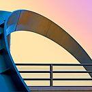 Walkway Sculpture (Huntington Beach, California) by Brendon Perkins