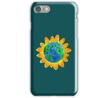 Earth Flower Watercolor  iPhone Case/Skin