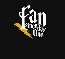 Harry Potter Fan Since Day One - white Unisex T-Shirt