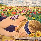 Summertime Daydreaming  by Jennifer Ingram