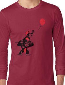 Balloon Apes Long Sleeve T-Shirt
