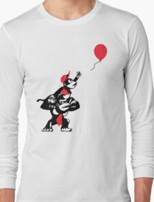 Balloon Apes Long Sleeve T-Shirt