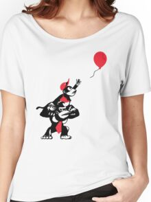 Balloon Apes Women's Relaxed Fit T-Shirt